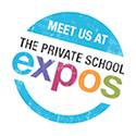 Logo pour l'exposition des écoles privées