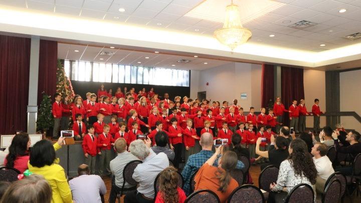 AWA Choir for the Holidays